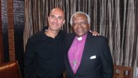 Robin and Desmond Tutu
